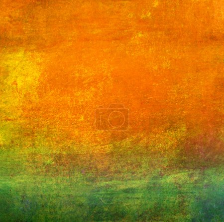 Vivid earthy background and design element