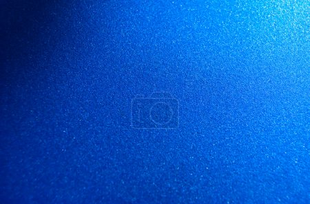 Background of colour a blue metallic